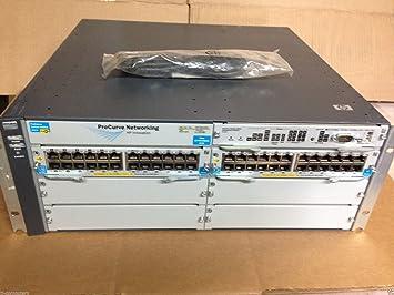 Amazon Com Hp Procurve 5406zl 48g Intelligent Edge Switch Electronics