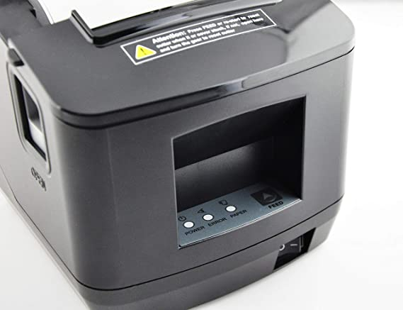 Amazon.com: Arkscan 80C 80mm Thermal Receipt Printer with ...