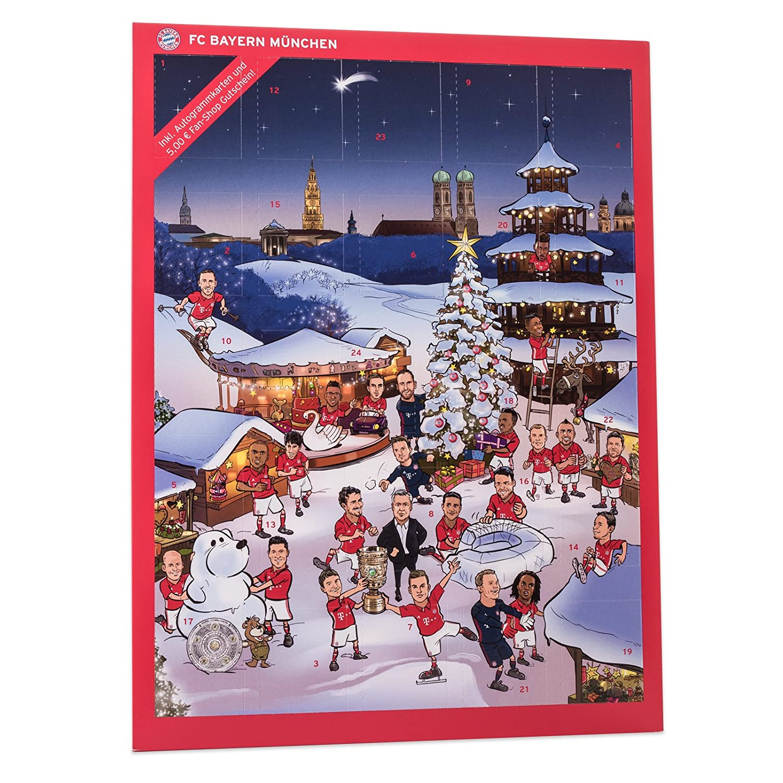 fc bayern adventskalender online
