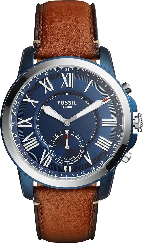 Fossil Herren Hybrid Smartwatch FTW1147: Amazon.de: Uhren -