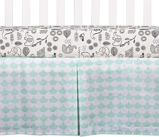 Lolli Living Stella Crib Bed Skirt