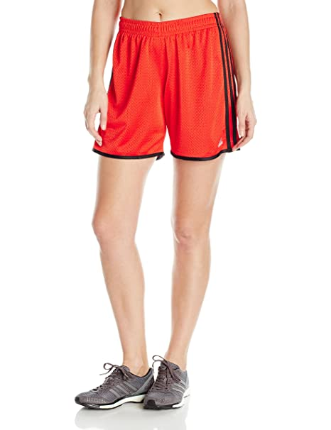 Amazon.com  adidas Women s Training On Court Mesh Shorts  Sports ... d7a146a79