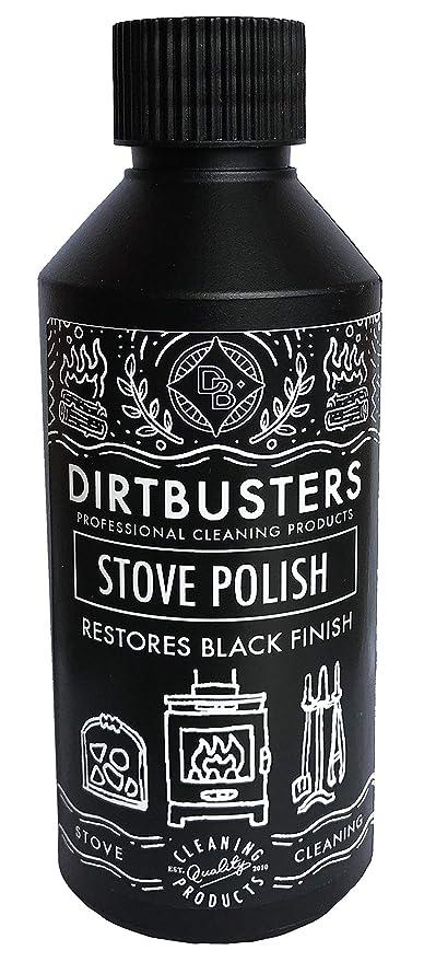 Abrillantador para estufas Dirtbusters. De color negro. 250 ...