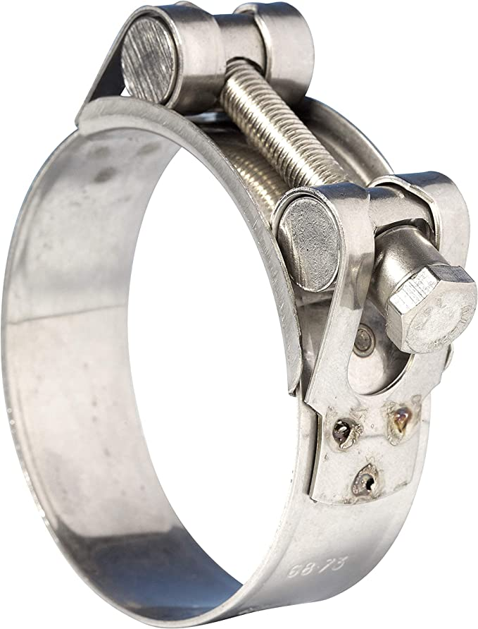COLLIER TOURILLONS INOX 304 18 MM 26-28 MM