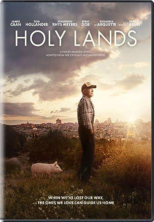 5a5660a2 Amazon.com: Holy Lands: James Caan, Rosanna Arquette, Jonathan Rhys Meyers,  Tom Hollander, Efrat Dor, Amanda Sthers: Movies & TV