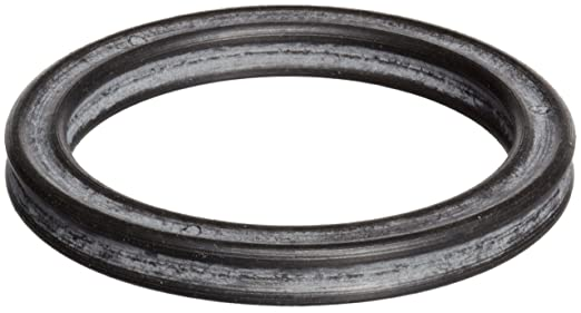 029 O-Ring Seal Buna-N; 70A Durometer Hardness- Pack of 100 1 1//2 ID X 1 5//8 OD X 1//16 CS