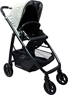 UPPAbaby Cruz Pushchair Pascal Silver