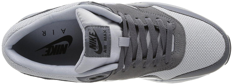 Nike Damen WMNS Air Max 1 Essential Sportschuhe, Black Dove Grey Pure Platinum, Verschiedene