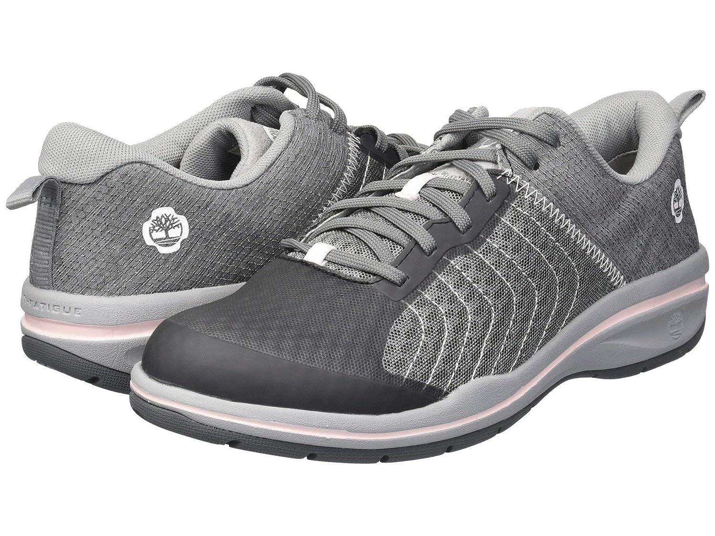 超美品 [ティンバーランド] Toe レディースウォーキングシューズカジュアルスニーカー靴 Healthcare Sport B グレー Soft Toe [並行輸入品] B07JQLCSKP グレー 25.0 cm B 25.0 cm B|グレー, LEDのマゴイチヤ:242fd567 --- svecha37.ru