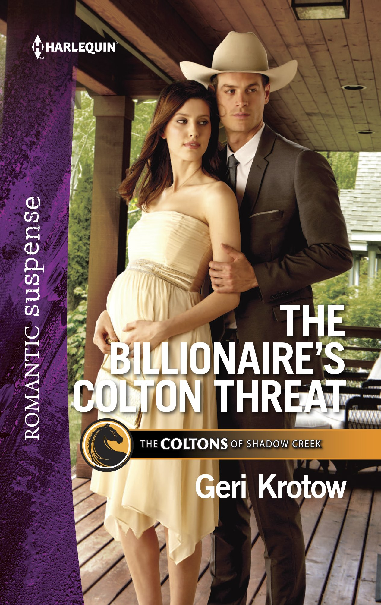 The Billionaire's Colton Threat (The Coltons of Shadow Creek) pdf epub
