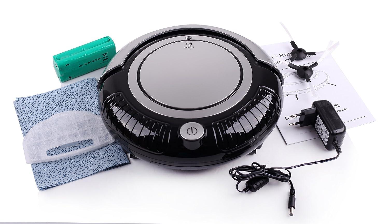 Liectroux Robot Aspirador Multifunción 3 en 1 K6L: Amazon.es: Electrónica