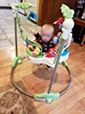 My son LOVES this jumperoo! And it has good music!
