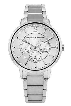 691887cf764 Image Unavailable. Image not available for. Color  French Connection Women s  Quartz Metal and Stainless Steel Casual Watch