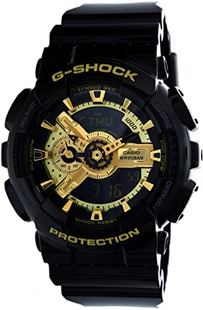 a7d084ae6e0 Image Unavailable. Image not available for. Color  Casio G-Shock Men s  Military GA-110 Watch ...