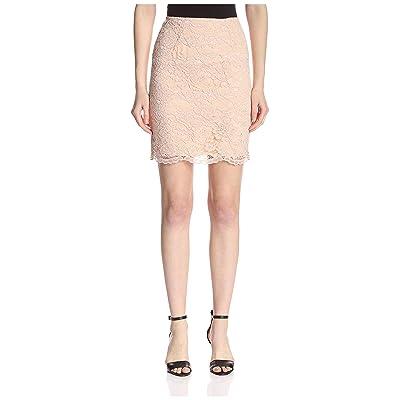 A.B.S. by Allen Schwartz Women's Guipure Skirt at Amazon Women's Clothing store