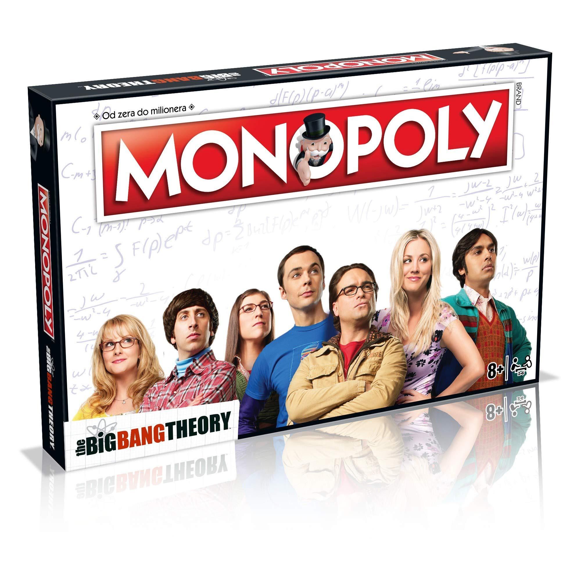 Monopoly The Big Bang Theory: Amazon.es: Libros en idiomas extranjeros