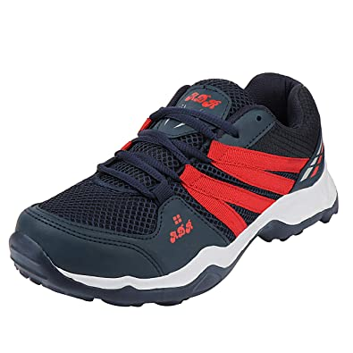 6c717d48c5e96 ADR Men's Trainers Athletic Walking Running Gyming Jogging Fitness Sneakers/Sports  Shoes Air ADRSPORT17 BlueRed