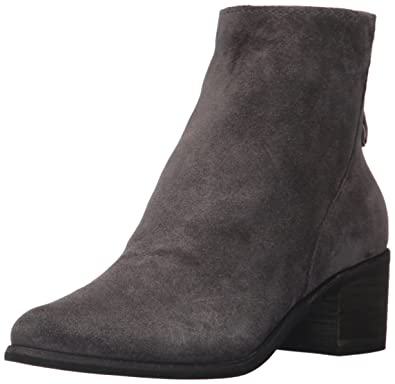 e7dd9f64ed7f Dolce Vita Women s Cassius Ankle Boot Anthracite Suede 6 Medium US