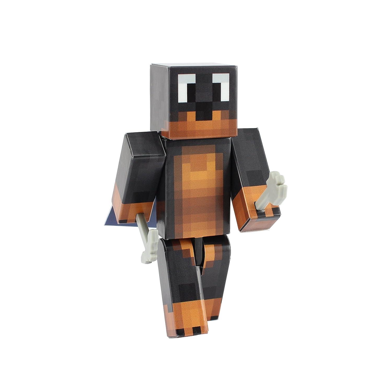 4 Inch Custom Series Figurines Seus Corp Ltd. EnderToys Doberman Dog Action Figure Toy