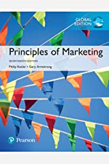 Principles of Marketing, Global Edition (English Edition) eBook Kindle