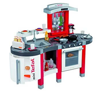 Amazon Smoby Küche | Smoby 24667 Tefal Super Chef Kuche Amazon De Spielzeug