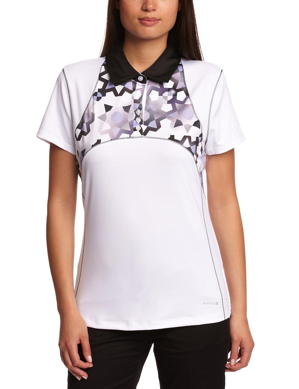 CUTTER BUCK Women'S & Anteil aus CB Drytec-C/S Perifery Polo-Shirts
