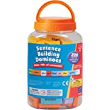 Educational Insights Sentence-Building Dominoes, 228 Pieces