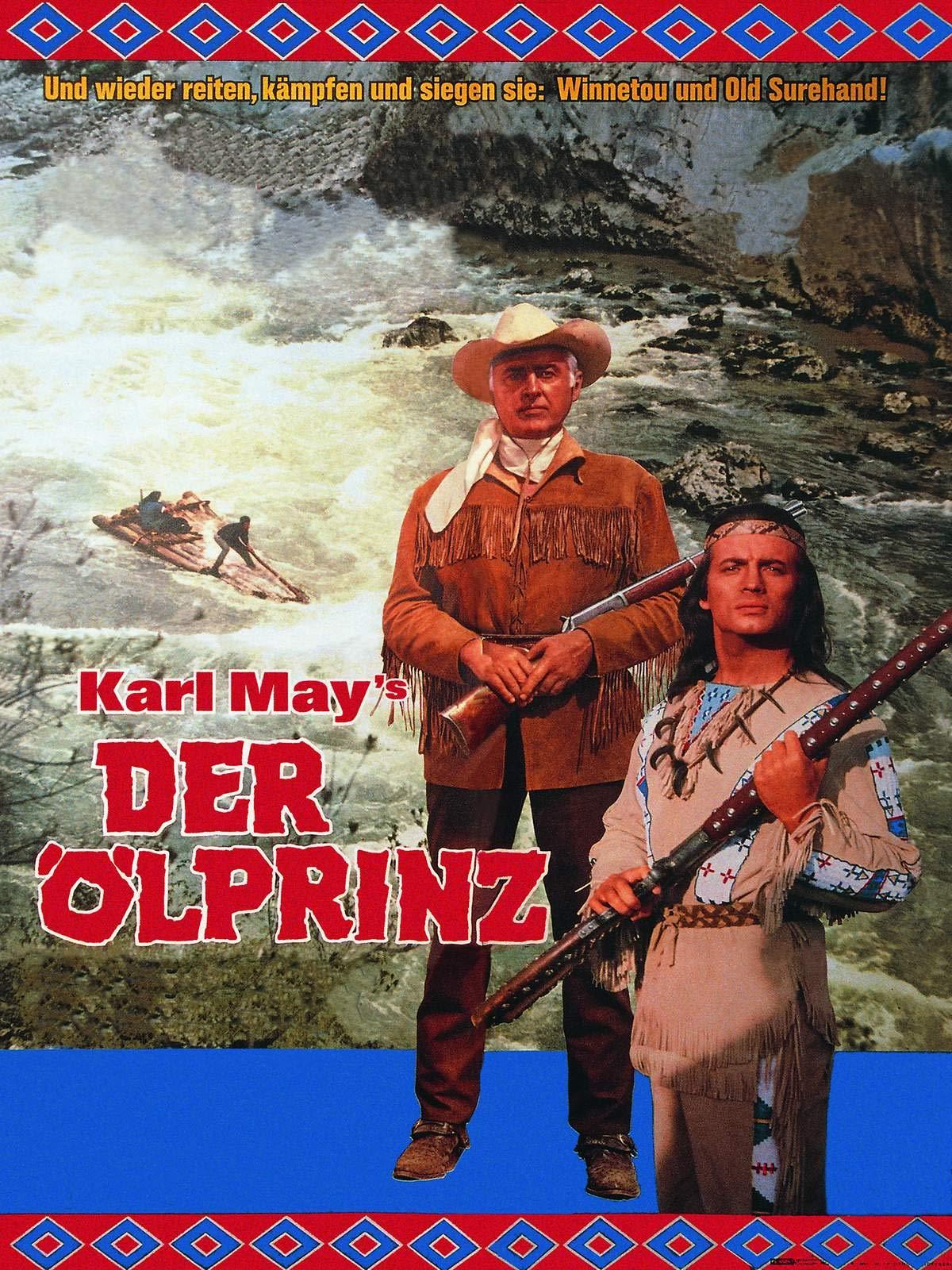 Amazon.de: Karl May: Der Ölprinz ansehen | Prime Video