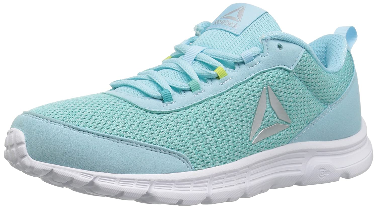 Reebok Women's Speedlux 3.0 Sneaker B073YDLTZ4 6.5 B(M) US|Blue Lagoon/Solid Teal/Electric Flash/White/Silver/Cool Shadow