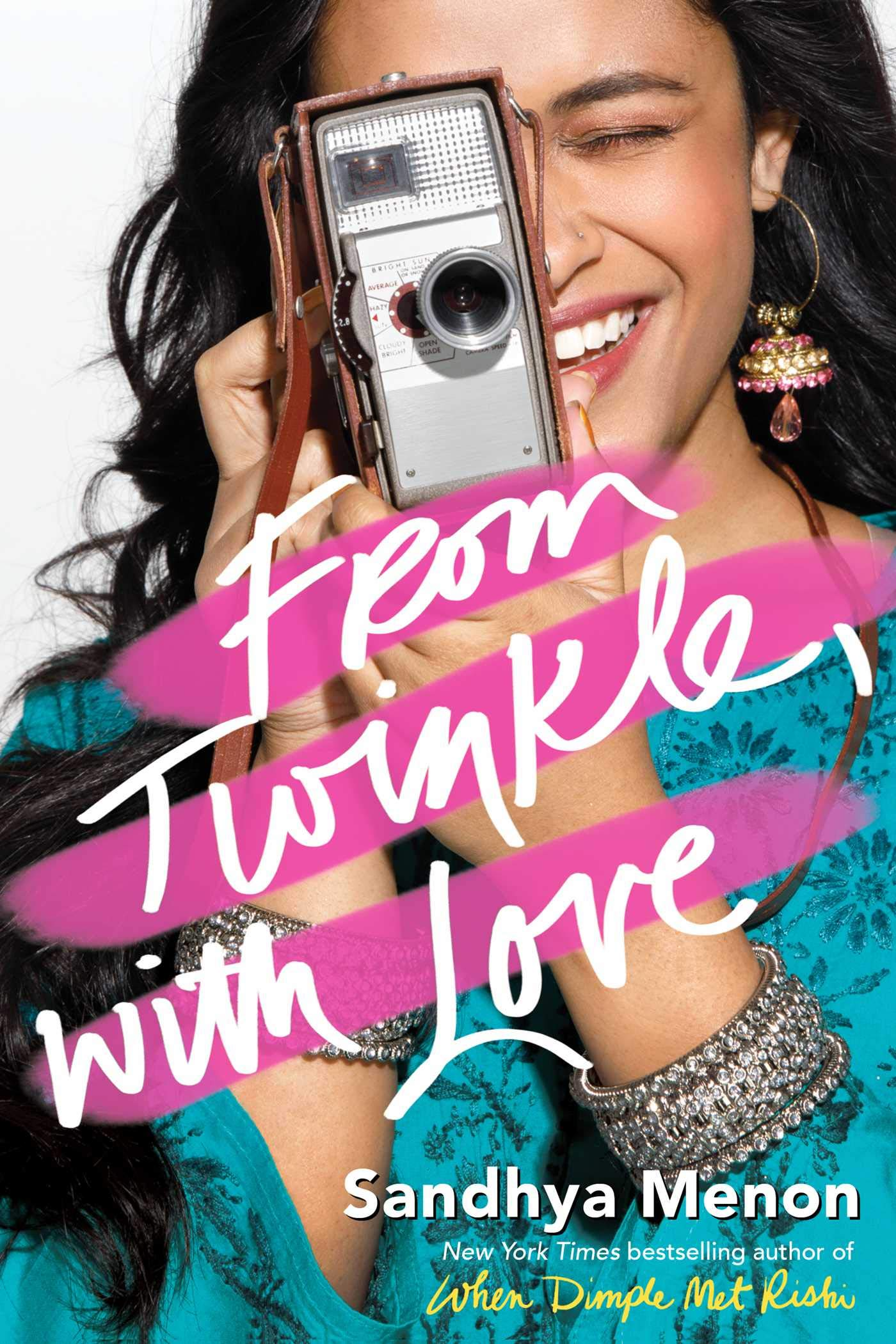 Amazon.com: From Twinkle, with Love (9781481495417): Sandhya Menon ...