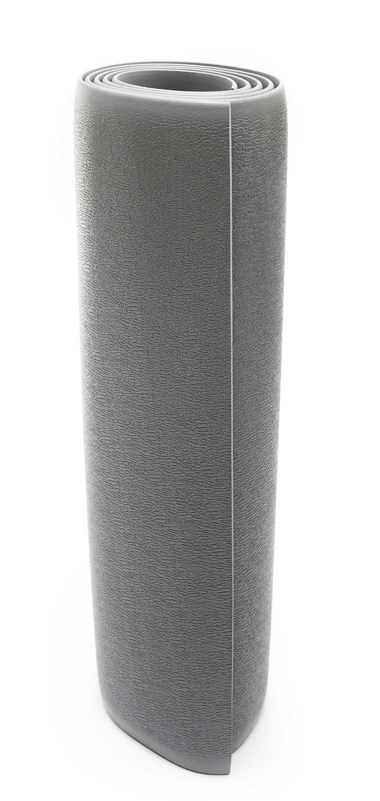 Bertech ESD Anti Fatigue Floor Mat Roll, 3' Wide x 10' Long x 0.375'' Thick, Gray (Made in USA) by Bertech (Image #3)
