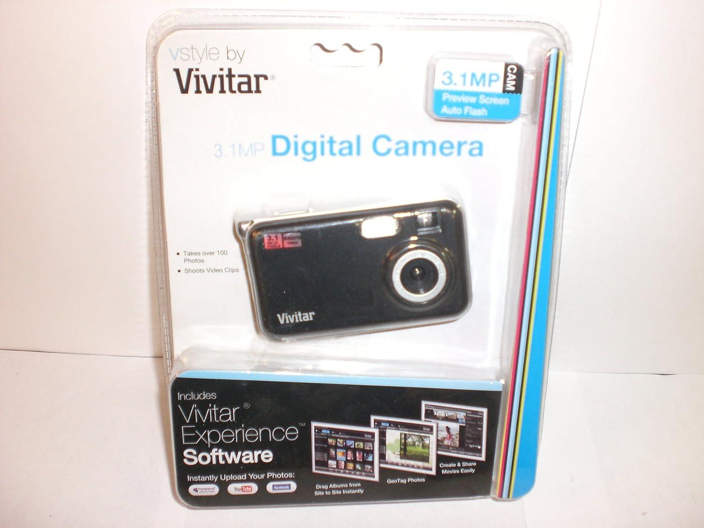Vivitar VSTYLE 3.1 MPデジタルカメラ   B006YTE8S6