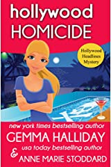 Hollywood Homicide (Hollywood Headlines Mysteries Book 5) Kindle Edition