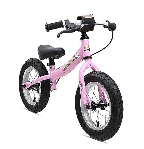 BIKESTAR Bicicleta sin Pedales para niños y niñas | Bici 12 Pulgadas a Partir de 3
