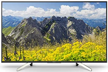Sony Bravia 124 cm (49 Inches) 4K UHD Certified Android LED TV KD-49X7500F (Black) (2018 model)