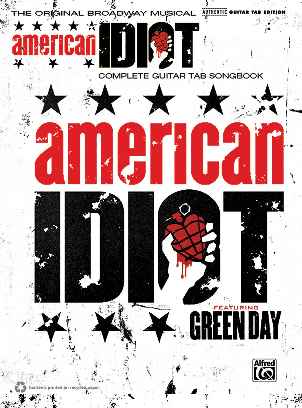 Amazon Green Day American Idiot The Musical The Original