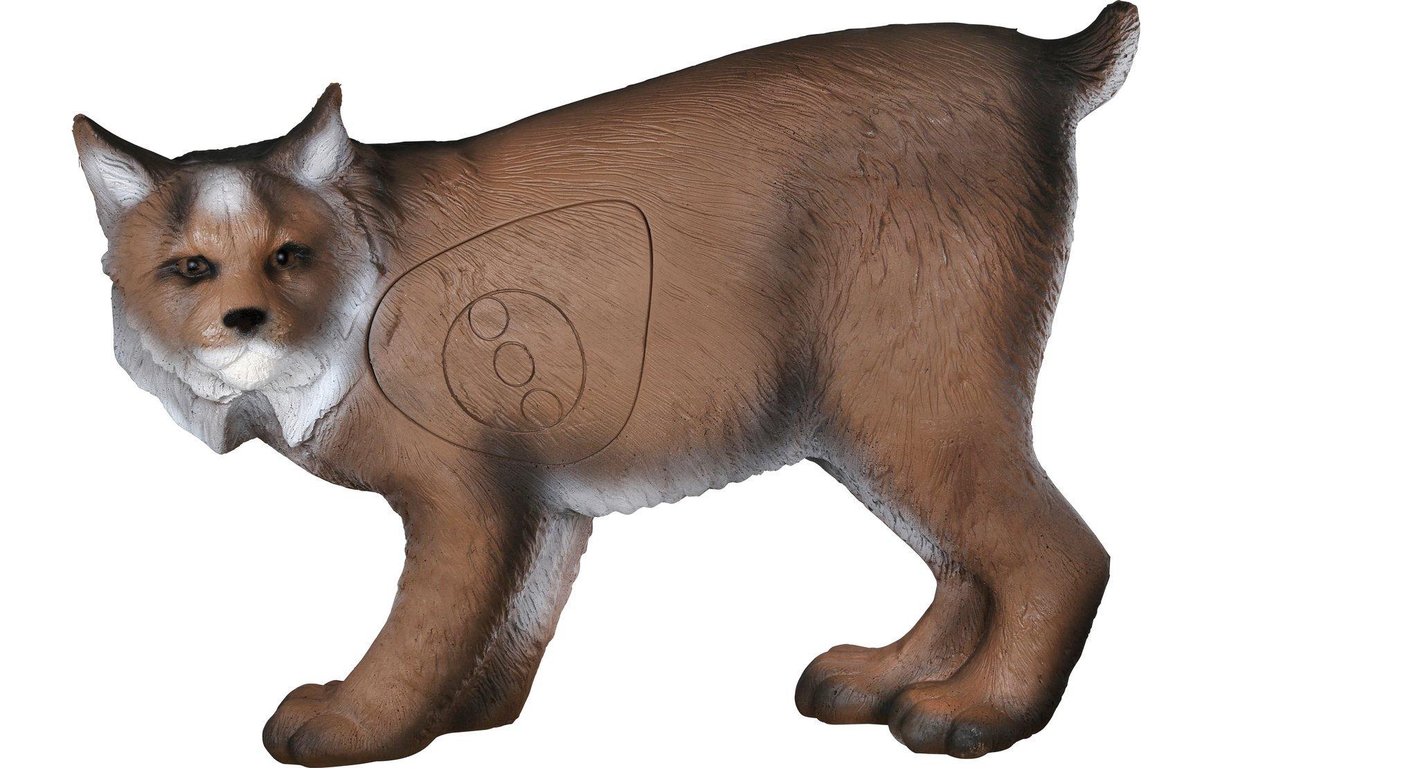 DELTA McKENZIE Pro 3D Lynx target, Tan, 24x36