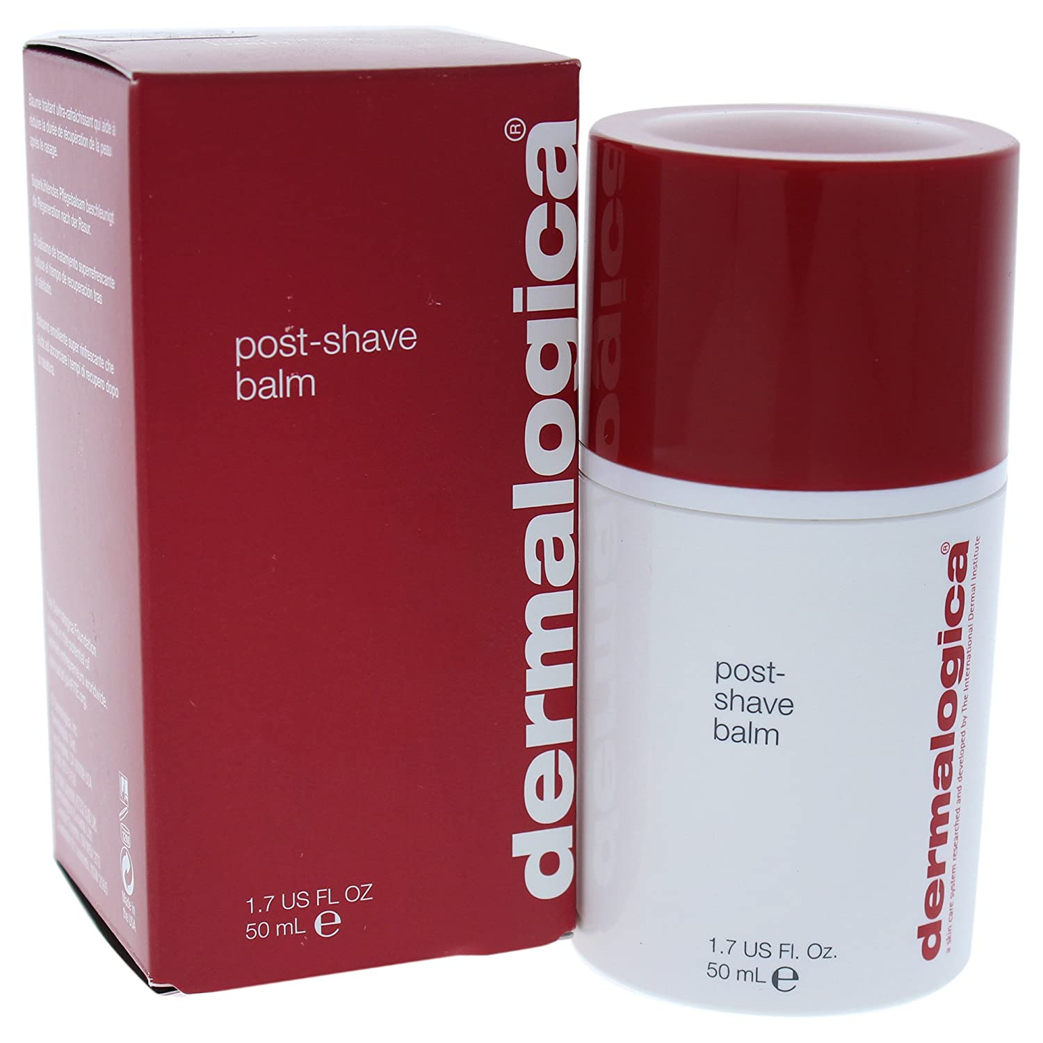 Dermalogica Post-Shave Balm Men/Homme, Balsam, 1er Pack (1 x 50 ml) 110702