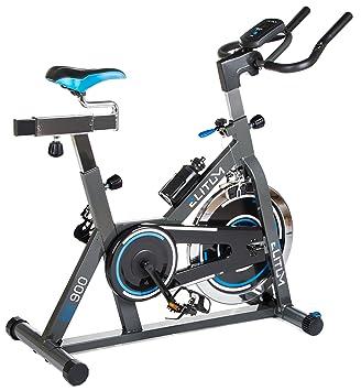 Bicicleta estática para interior con medición de pulso, bicicleta ...