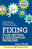 Fixing Your Setting & Description Problems: Book Three: Revising Your Novel (English Edition)