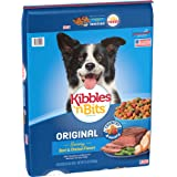 Kibbles 'N Bits Original Dry Dog Food Original Savory Beef & Chicken