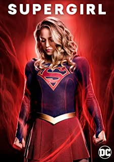 Book Cover: Supergirl: Complete Fourth Season