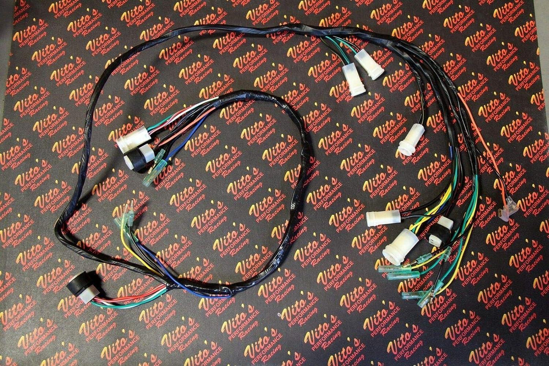 Amazon.com: New Yamaha Banshee Wiring Harness 2Gu-51 Complete Oem  Replacement 1987-1994: AutomotiveAmazon.com
