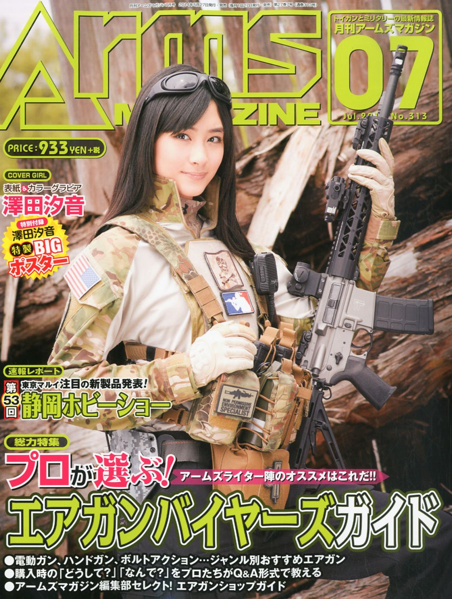 Read Online Japanese Magazine Monthly Arms Magazine July 2014 pdf