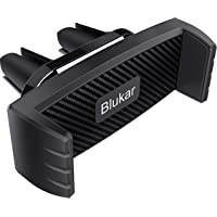 Blukar Telefoonhouder voor in de auto, universele 360° draaibare autoventilatie, mobiele telefoonhouder, compatibel met…