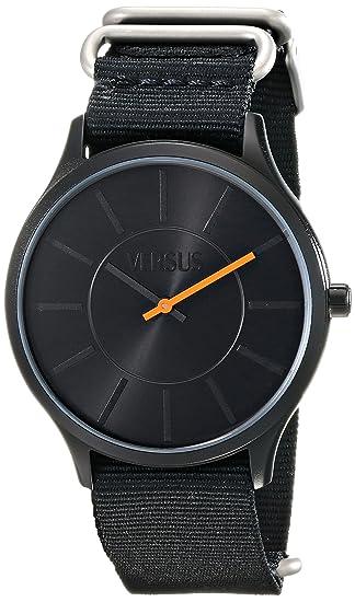 Reloj Pulsera So6030013 MujerTelaColor Versus Negro De Versace reQWxdBoC