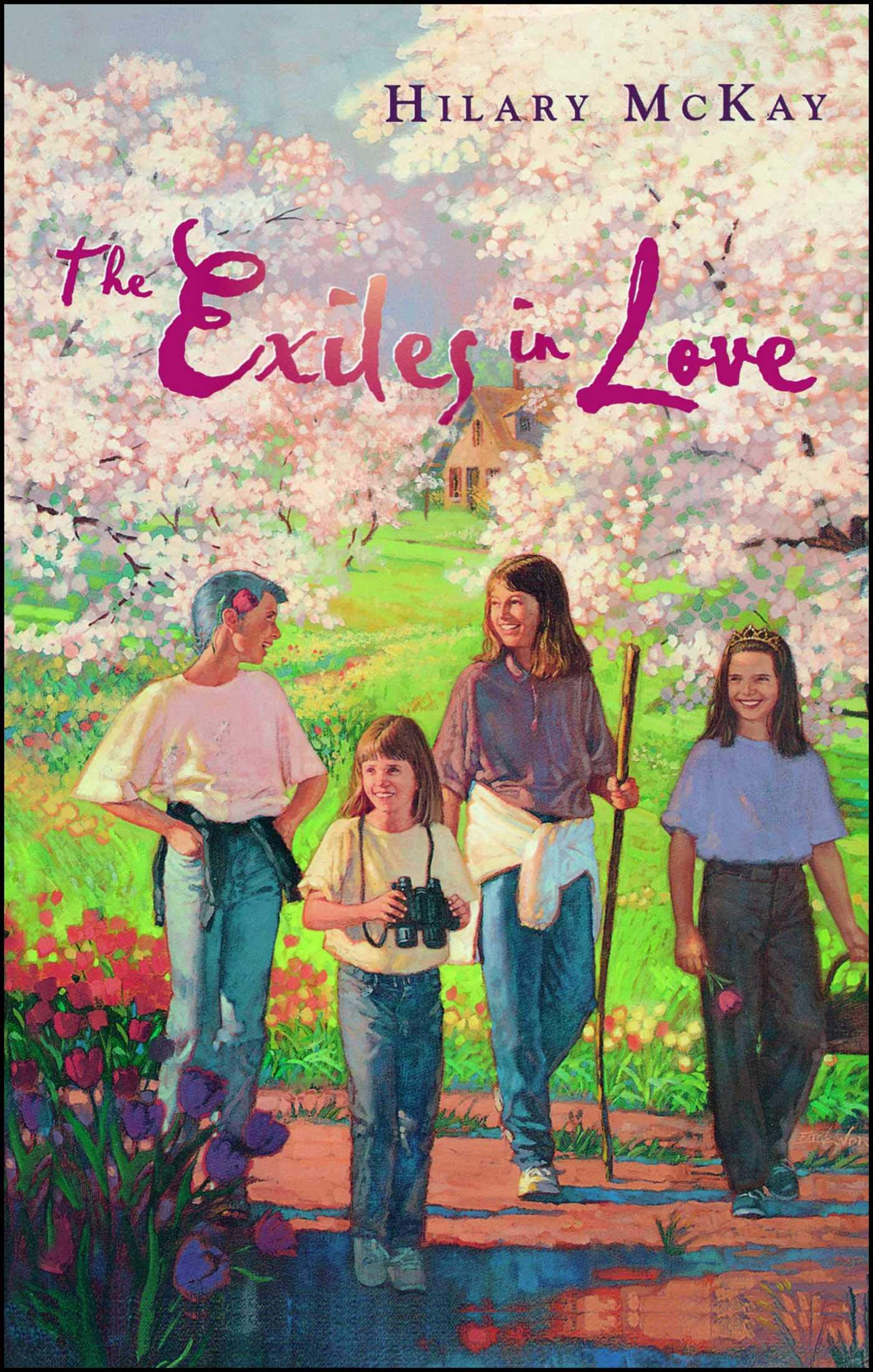 The Exiles: The Exiles In Love