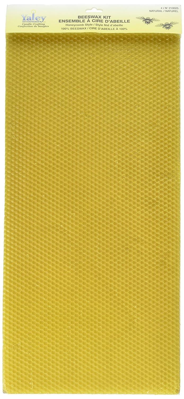 Yaley Beeswax Sheet Kits Natural