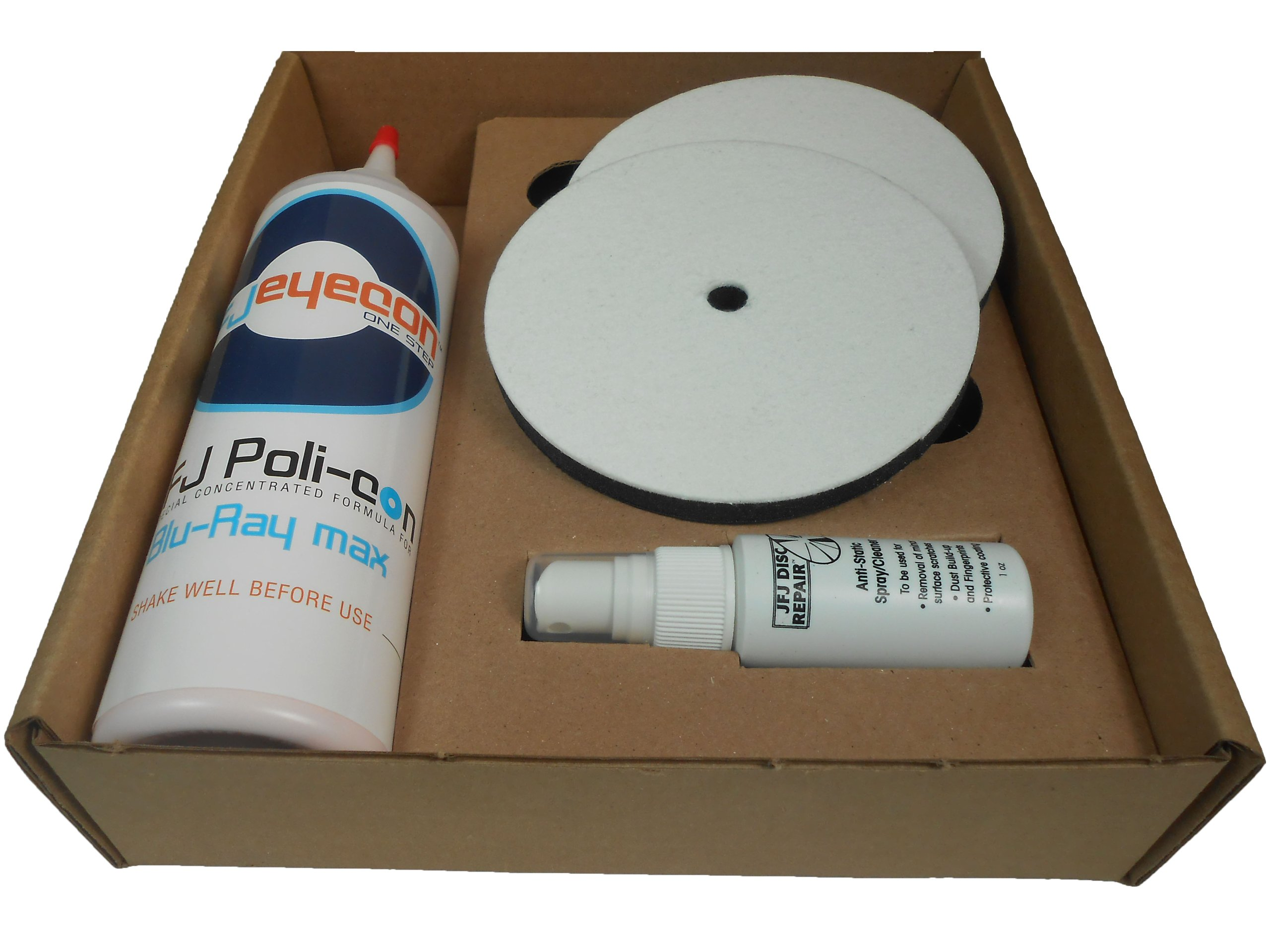 JFJ Eyecon Mini Supply Kit 2-pads