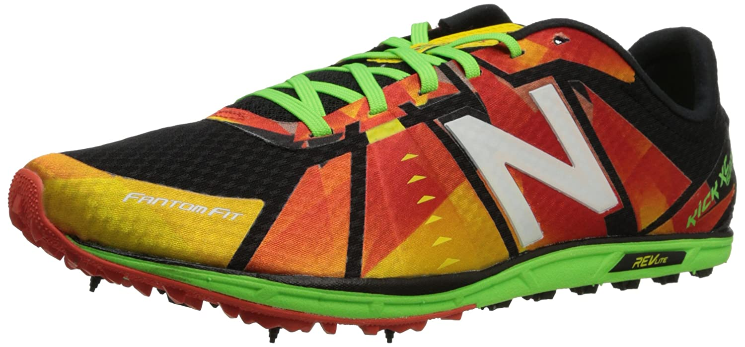 Amazon.com   New Balance Men's MXC5000 Cross Country Spikes Shoe, Yellow/Red,  11.5 D US   Track & Field & Cross Country